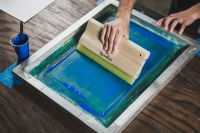 Screen Printing Workshop (Youth Art Month)