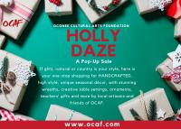 Holly Daze – a pop-up sale