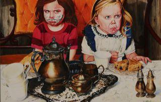 """Deborah Tidwell, """"The Tea Party"""""""