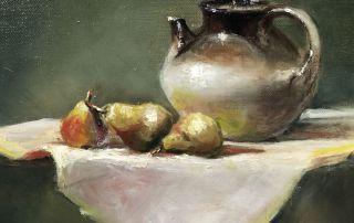 "Sandy Ruark, ""Lady Pears"""