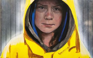"LauraFloyd, ""Greta Thunberg"""
