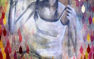 "Aldo Muzzarelli, ""Rain of Prejudice"""
