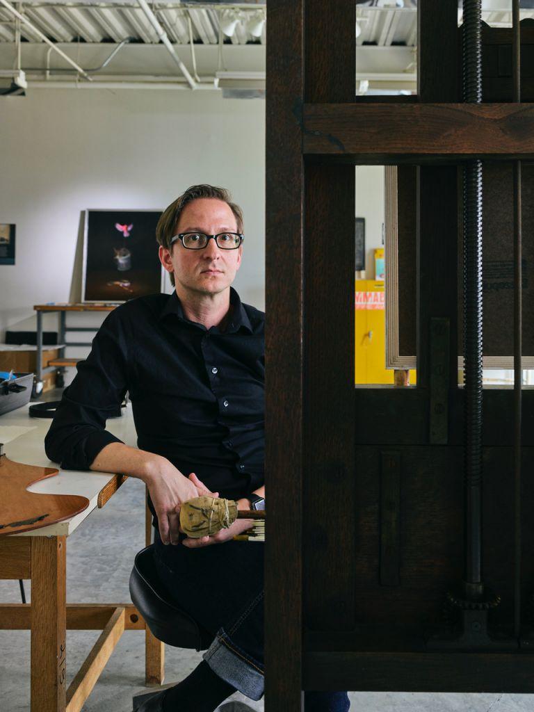 Chris Clamp, OCAF's SouthWorks 2020 Juror