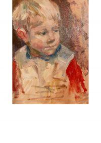 Portrait of A B Tigue
