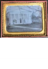 Modern Daguerreotype UGA Chapel
