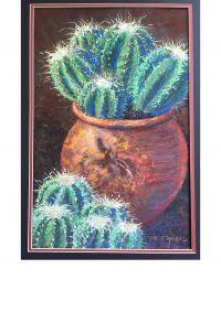 Cactus, Botanical Garden Atrium
