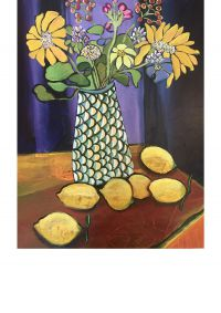 Lemons and Service Berries